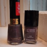 Chanel Paradoxal and Revlon Perplex