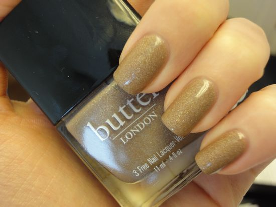Butter London All Hail McQueen - shade