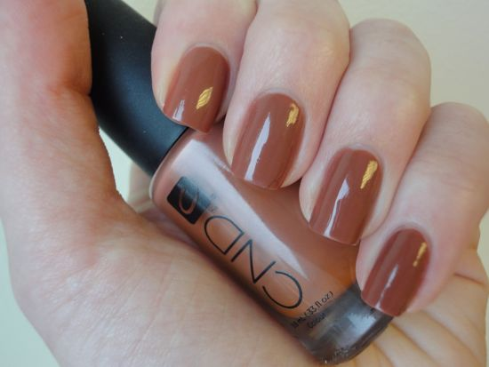 CND Chocolate Milk - shade