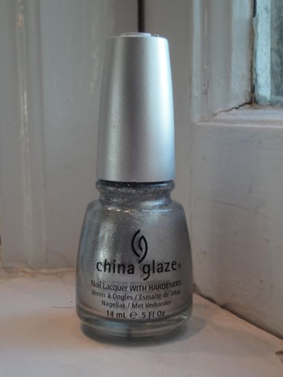 China Glaze Cheers to You Bottle