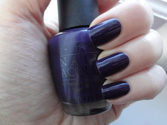 OPI Sapphire In The Snow - Shade