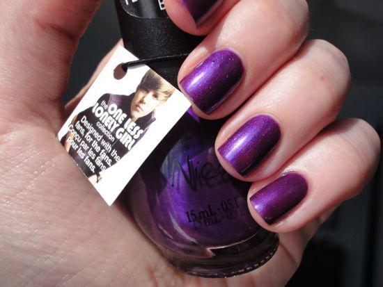 Prized Possession Purple