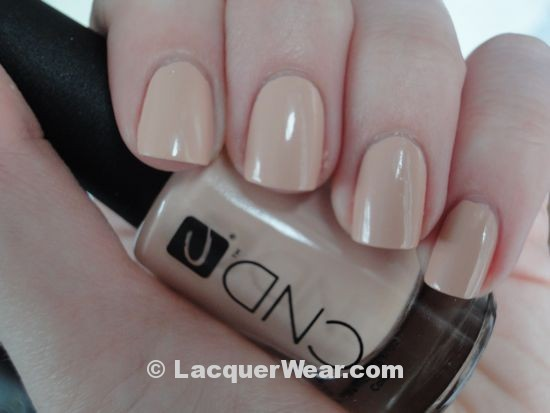 CND Perfectly Bare