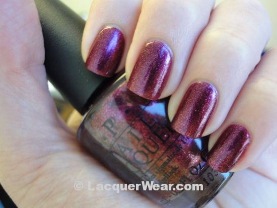 OPI Katy Perry The One That Got Away