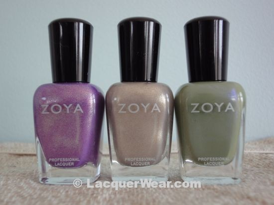 Zoya Danii, Jules and Gemma