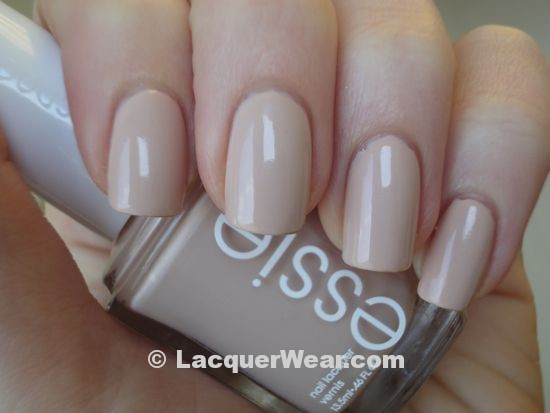 Essie Topless and Barefoot, shade