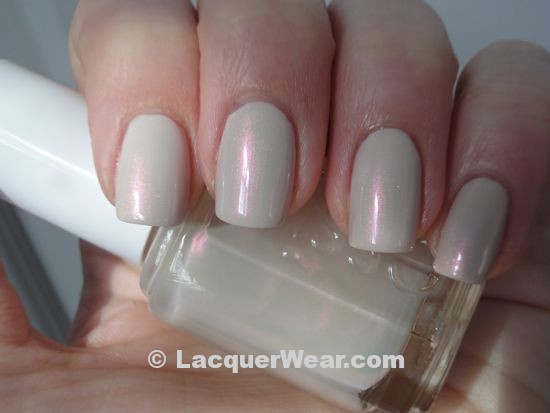 Orly Pure Porcelain w/ Kisses and Bises, shade