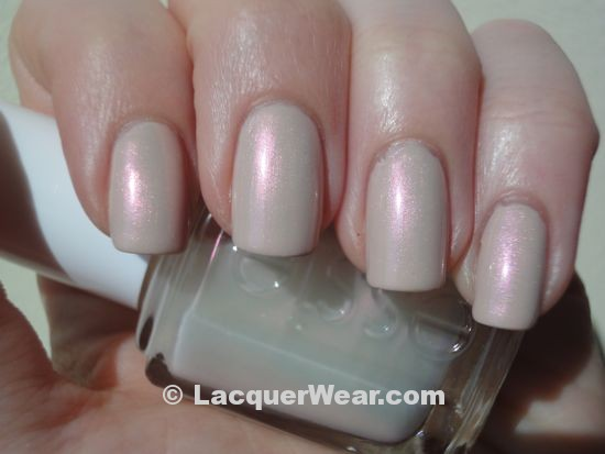 Essie Topless and Barefoot w/ Kisses and Bises