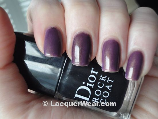 Zoya Zara w/ Rock Coat