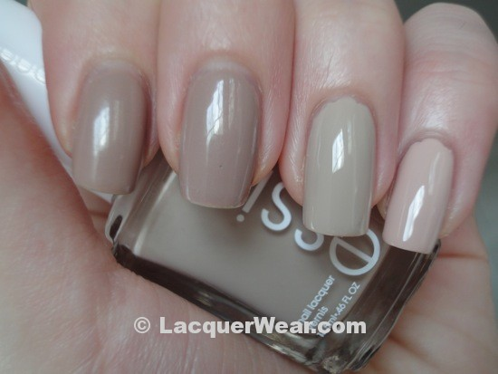 Rescue Beauty Grunge, Essie Sand Tropez