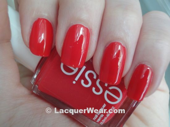 Essie Too Too Hot