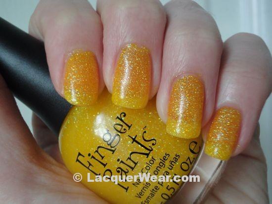 Fingerpaints Psychadelic Sunshine