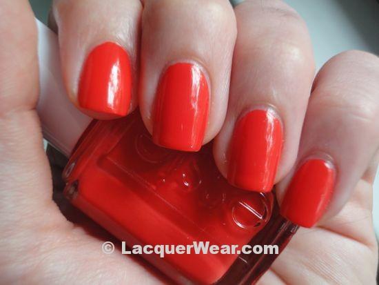 Essie Tangerine