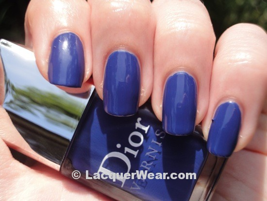 Dior Blue Denim