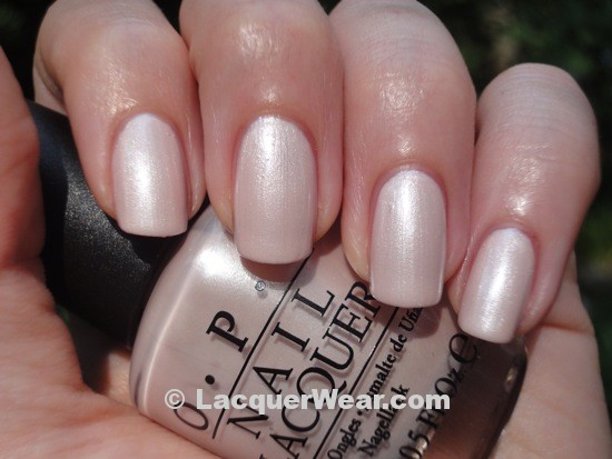 OPI Play the Peonies