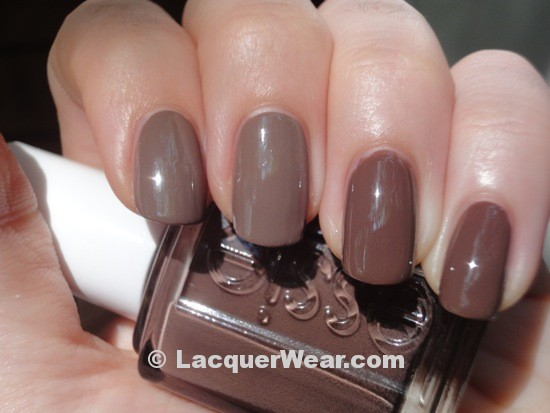 Essie Glamour Purse, Hot Coco