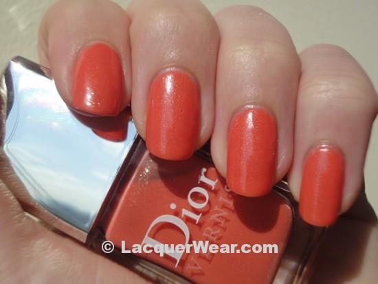 Dior Mandarin Orange