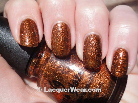China Glaze Ick-A-Body
