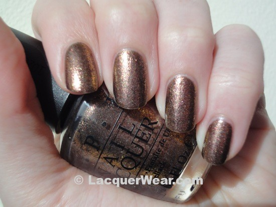 OPI Warm & Fozzie