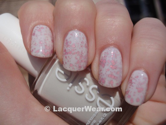 Essie Luxeffects – A Cut Above | LacquerWear