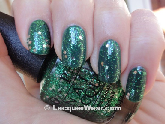 OPI Fresh Frog of Bel Air, Essie Going Incognito