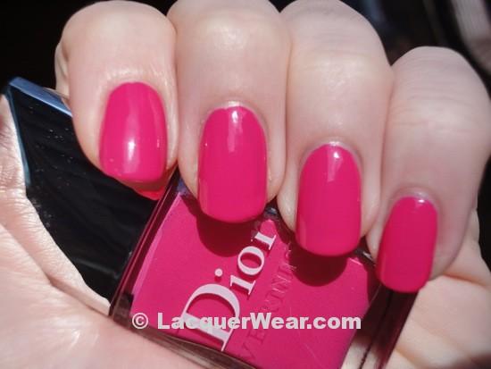 Dior Pink Graffiti