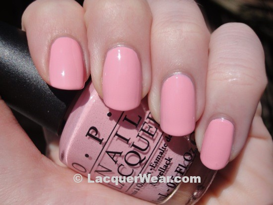 OPI Pink Friday