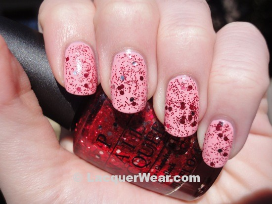 OPI Pink Friday, Gettin' Miss Piggy With It