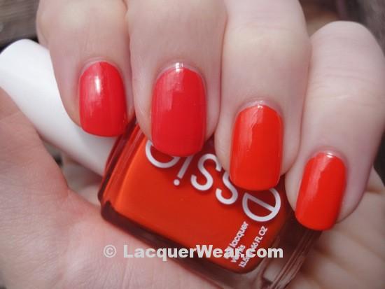 Dior Riviera, Essie Orange, It's Obvious!