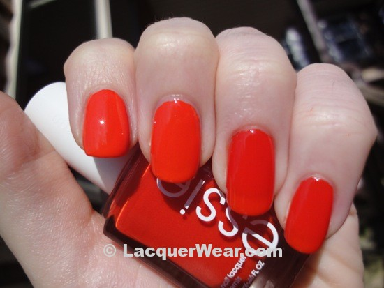 Essie Orange, It's Obvious!, Meet Me At Sunset