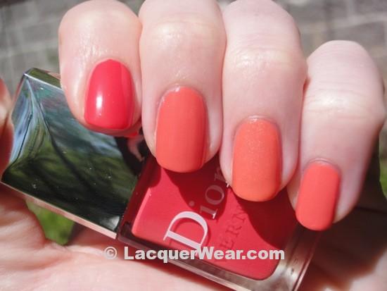 Dior Psychedelic Orange, Bikini, Mandarin Orange