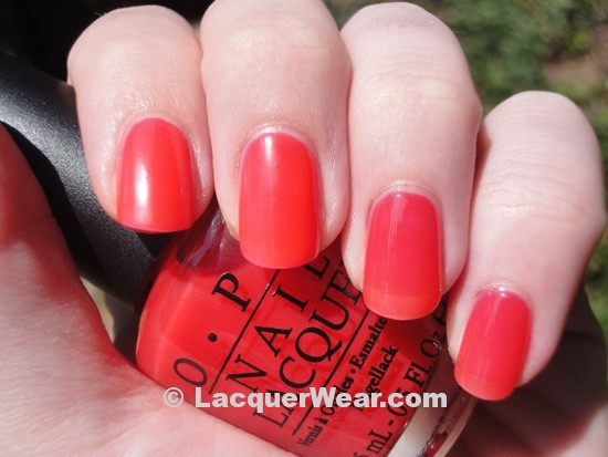 Essie Camera, OPI Guy Meets Gal-veston