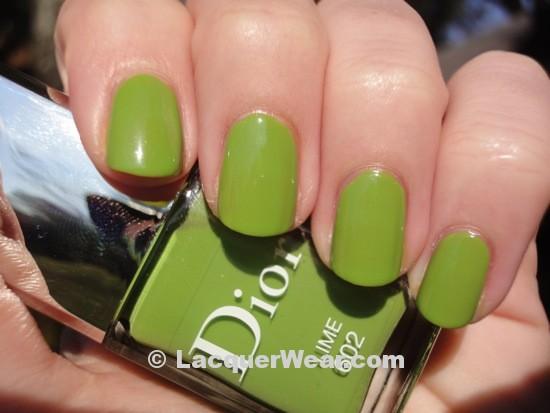 Dior Lime