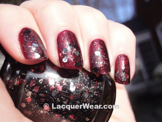 China Glaze Get Carried Away w/ Dior Apparat