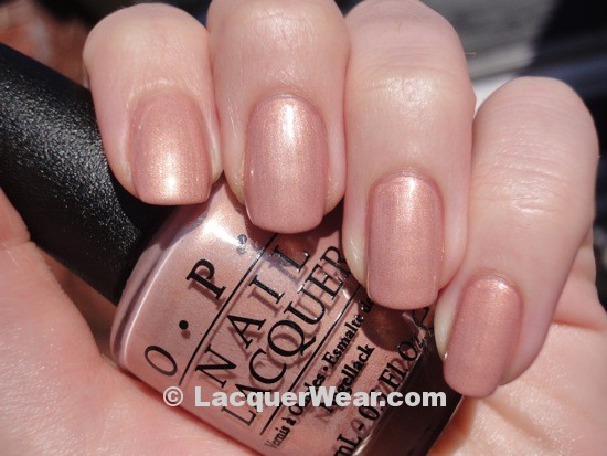 OPI A Butterfly Moment